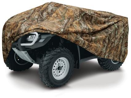 ATV Storage Covers-RealTree AP Camo Large ATV Storage Cover