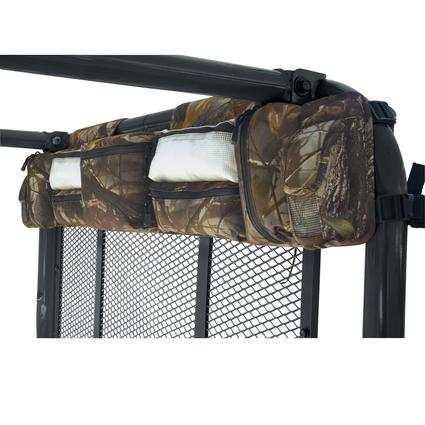 UTV Roll Cage Organizers-RealTree Hardwoods HD UTV Roll Cage Organizer for most UTV models