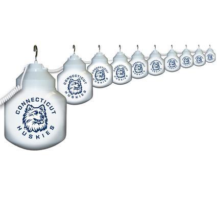 Collegiate Patio Globe Lights, 10 light sets-Connecticut