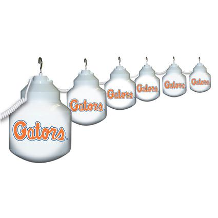 Collegiate Patio Globe Lights, 6 light sets-Florida