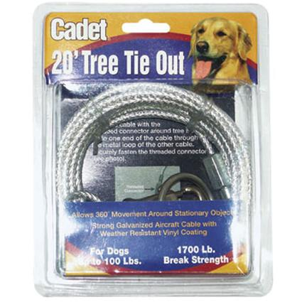 Cadet 20 ft. Tree Tie-out