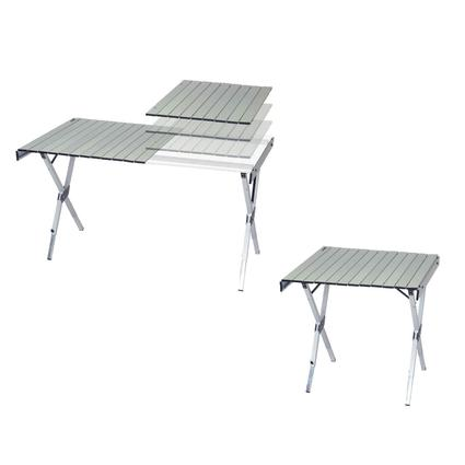Compact Expandable Table RIO Brands T456 Folding Tables