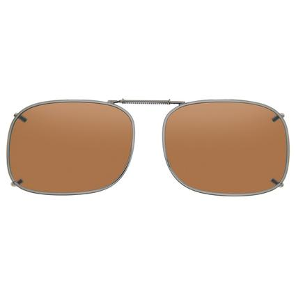 RC1-54 Gunmetal Frame with Amber Lenses