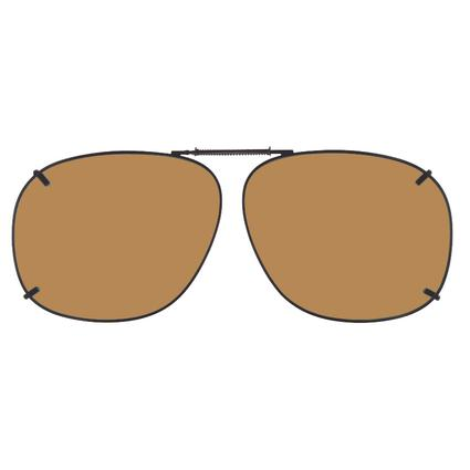 SQ3-57 Gunmetal Frame with Amber Lenses