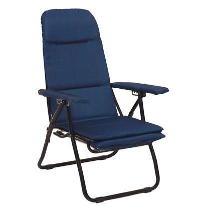 Newport Blue Recliner