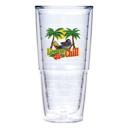 Tervis Tumbler 24 oz. License to Chill