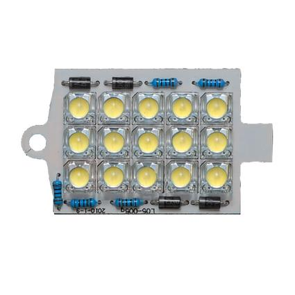 LED Replacement Directional Bulb with Wedge Mount Connection - 6 pack