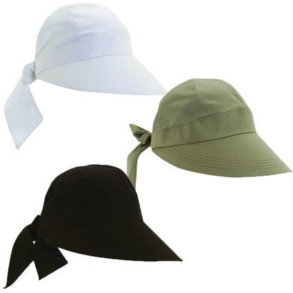 Solarweave Visor Hat