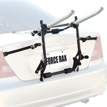 Force Rax 3-Bike Trunk Car Rack