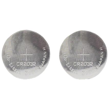 RFA-35 3V Lithium Coin Cell Batteries (2-Pack)