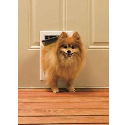 Freedom Aluminum Pet Door - Small