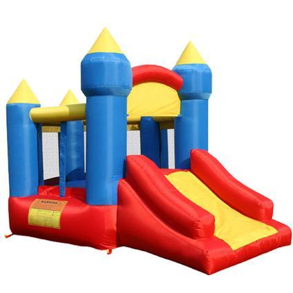 Little King's Castle Bouncer with Slide
