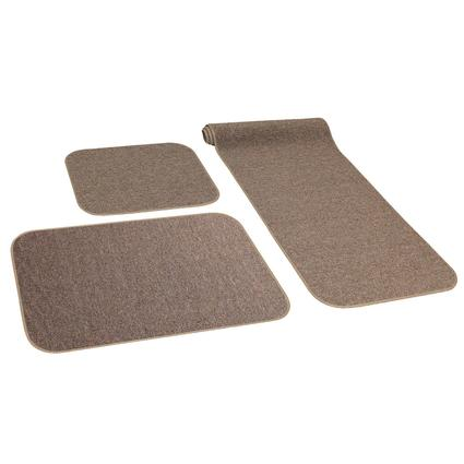Decorian 3-Piece RV Rug Set - Sandstone
