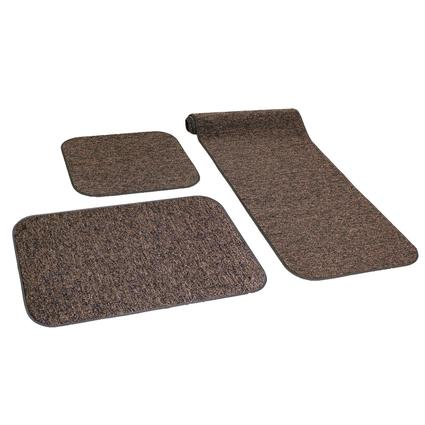 Decorian 3-Piece RV Rug Set - Portobello