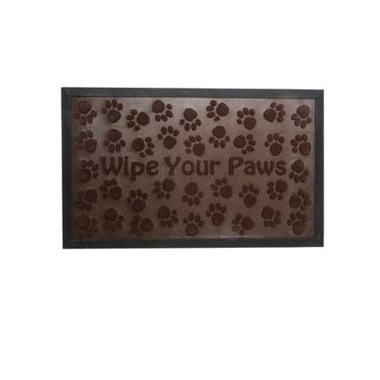 Rubber Entrance Mats- Wipe Your Paws