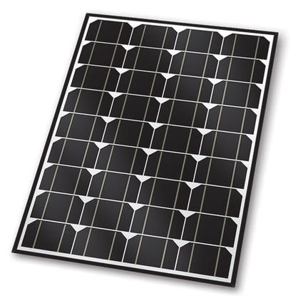 Nature Power Solar Battery Chargers - High Output - 60 Watt