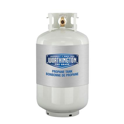Refillable Steel Propane Cylinders-30 lb. / 7.1 gal.