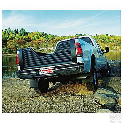 Custom-Flow Louvered Tailgate- Dodge 2009-10, model 1500