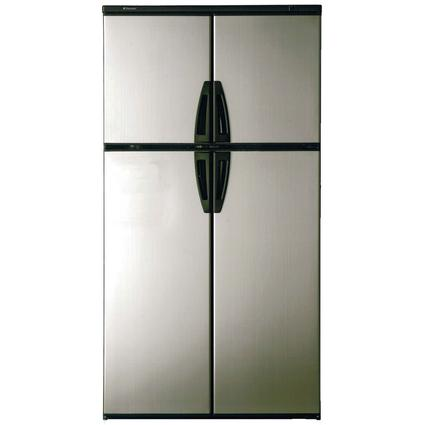 Dometic Elite 2+2 Refrigerator - Stainless Steel Doors