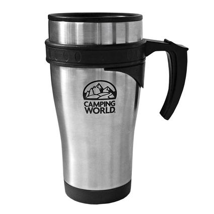 Camping World Logo Coffee Mug, 16 oz.