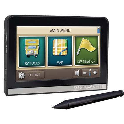 Rand McNally TripMaker RVND 5510 GPS