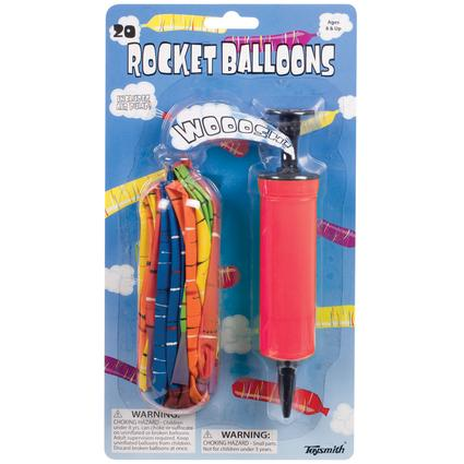 Rocket Balloons Set