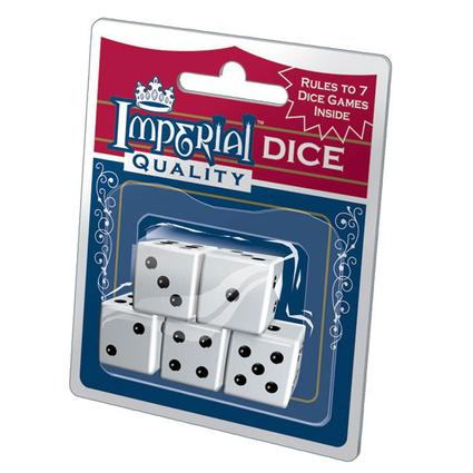 Imperial Dice 5 pack