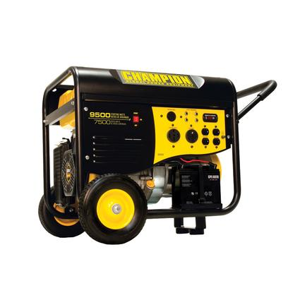 Champion 9500 Watt Portable Generator