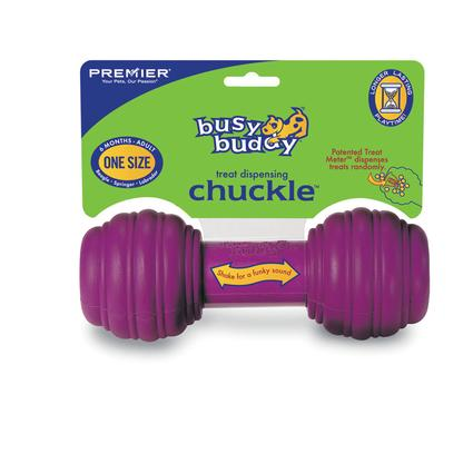Busy Buddy Chuckle Pet Toy