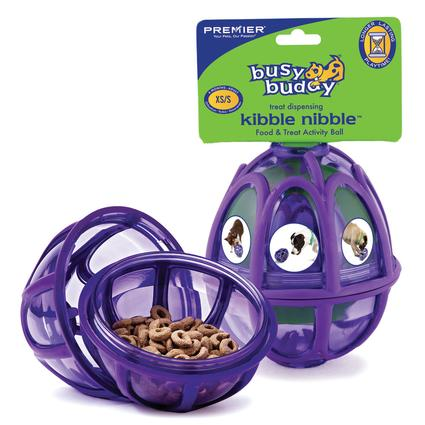 Busy Buddy Kibble Nibble, Small
