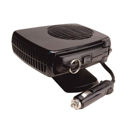 12V Heater/Fan with Swingout Handle