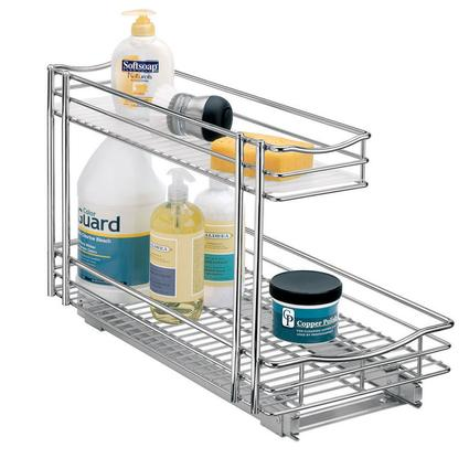 Roll-Out Undersink Drawer