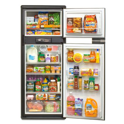 Norcold Refrigerator without Ice Machine 9.5 - Black
