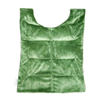 Herbal Comfort Back Wrap, Olive Green