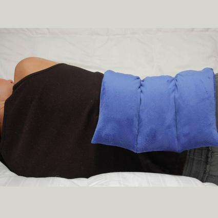 Herbal Comfort Lower Back Wrap, Slate Blue