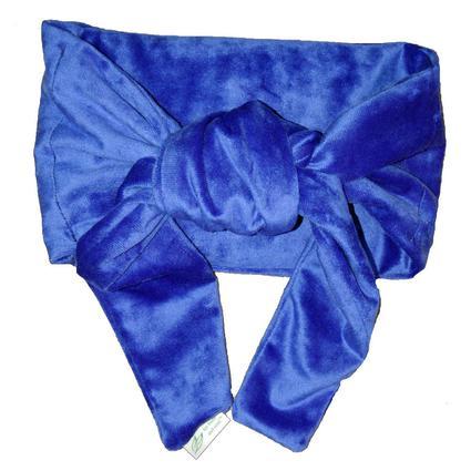Lumbar Wrap, Slate Blue