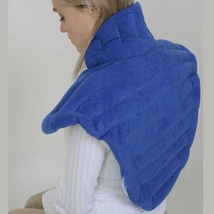 Herbal Comfort Vest, Slate Blue