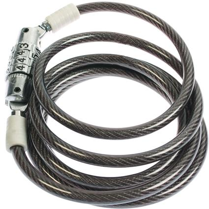 Latte Cable Lock, 4 ft.