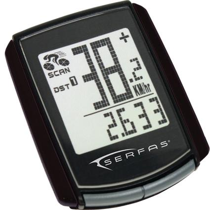 Wireless Cycling Computer