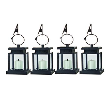 Nature Power Awning and Umbrella Lights, 4-Pack
