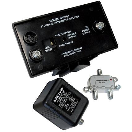 Amplifier- 8700