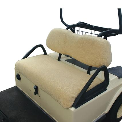 Golf Cart Seat Cover, Sand