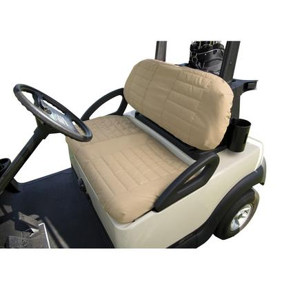 Padded Golf Cart Seat Cover