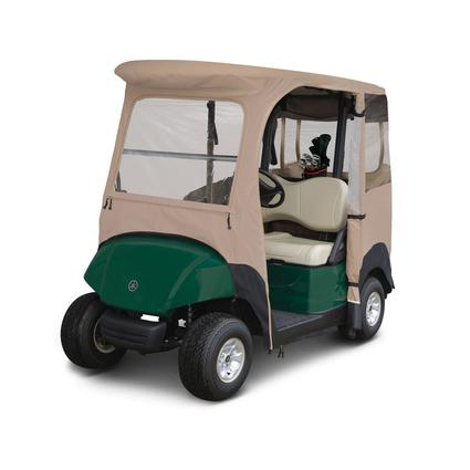 Yamaha Drive Golf Car Enclosure
