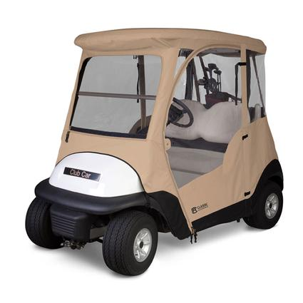 Club Car Precedent Golf Car Enclosure