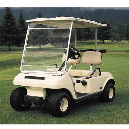 Portable Golf Cart Windshield