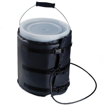 5 Gallon Insulated Bucket Heater - 100°F fixed
