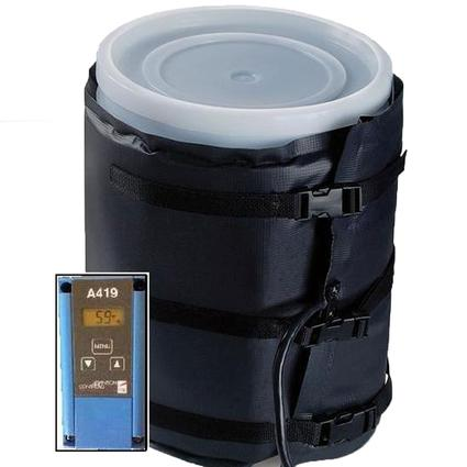 5 Gallon Insulated Bucket Heater PRO - 160°F Adjustable