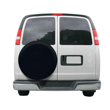 Overdrive Spare Tire Cover - Tire diameter 26.75-29.75