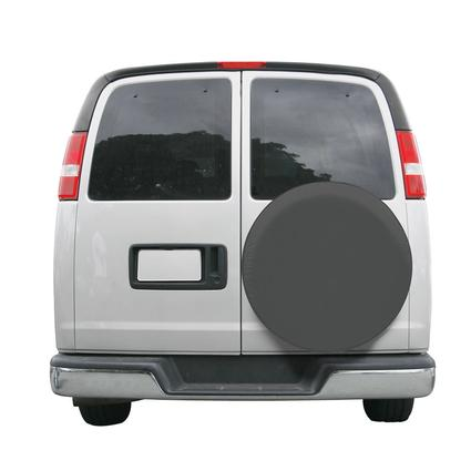 Overdrive Spare Tire Cover - Tire diameter 30-33
